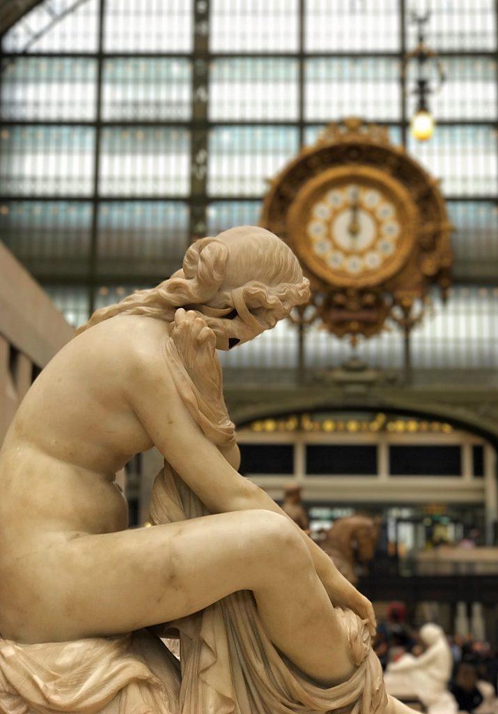 L'orologio della Gare d'Orsay