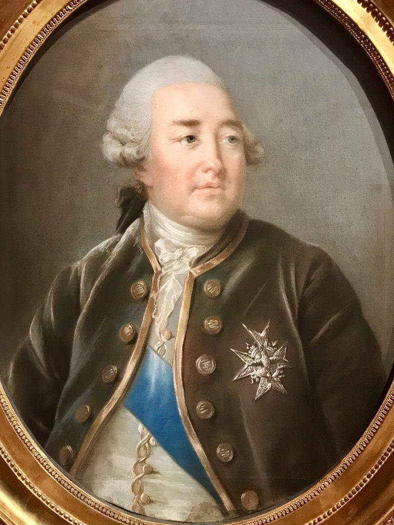Elisabeth Louise Vigee Le Brun duca d'Orleans