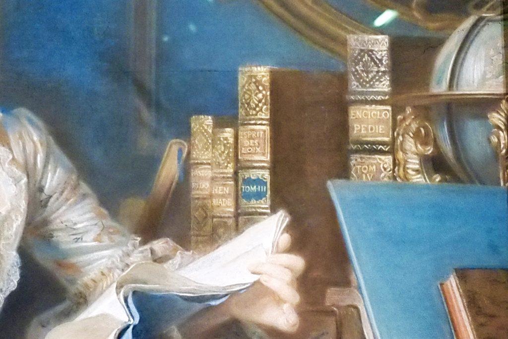 De La Tour Pompadour dettaglio libri