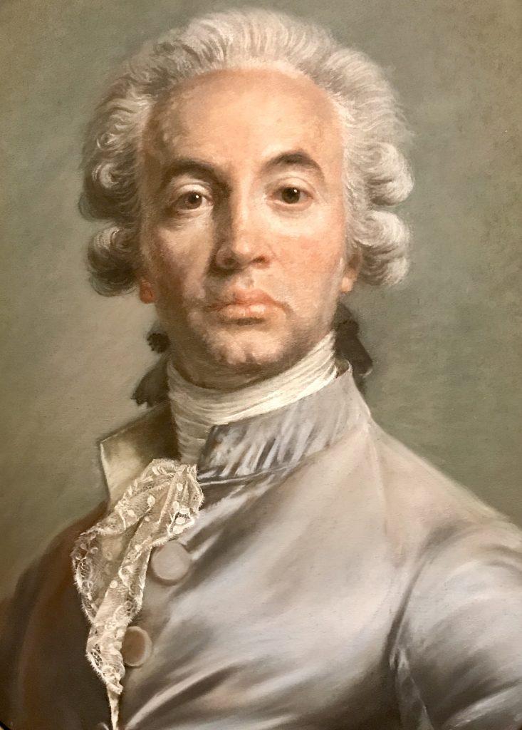 Joseph Boze_Autoritratto promozionale 1782