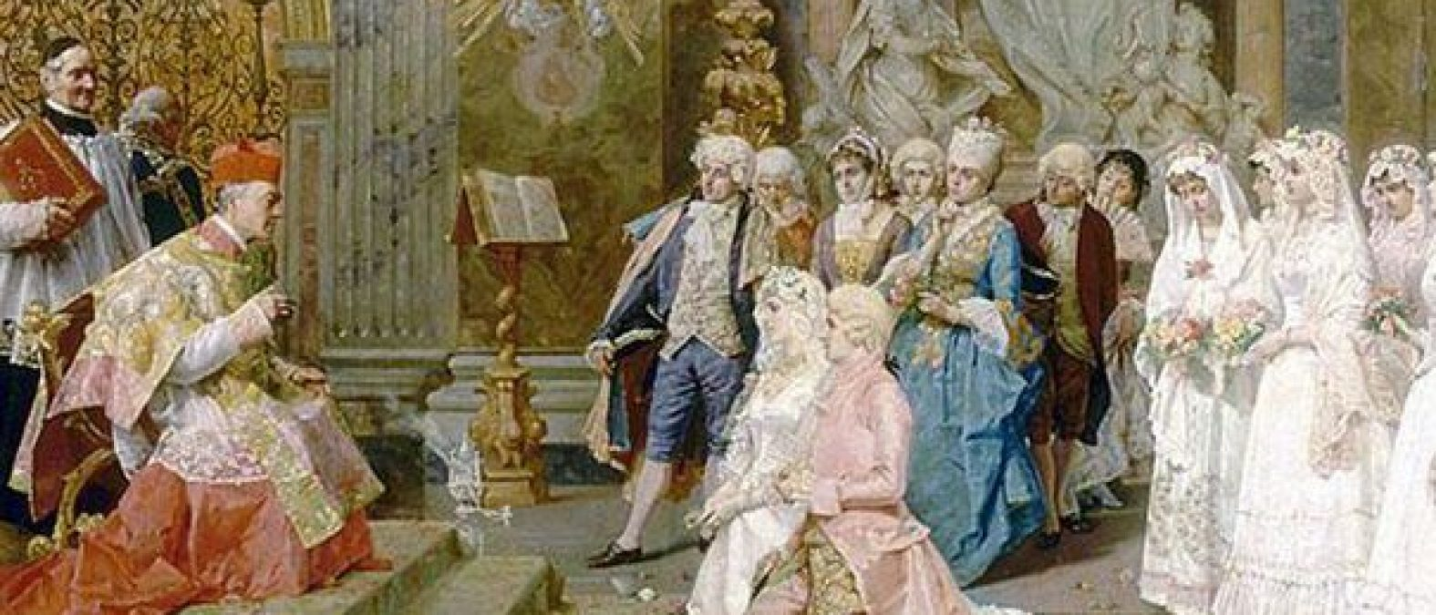 Mariage XVIII