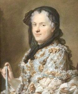 Maurice Quentin de La Tour _Marie Leszczynska
