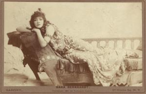 Personaggi Sarah Bernhardt