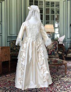 Abito sposa 1850