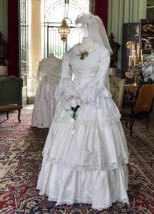 Abito sposa 1853
