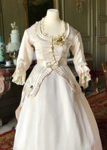 Abito sposa 1868