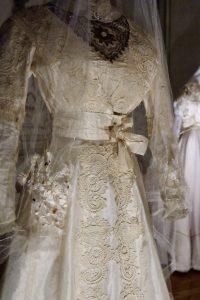 Abito da sposa 1907