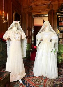 Evoluzione abito da sposa 1820-1830