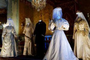 Abiti da matrimonio di fine XIX