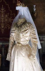 Abito da sposa 1899