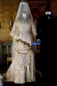 Robe princesse sposa 1880