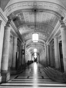 Galleria tribunale prigioni