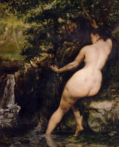 Gustave Courbet, La Source
