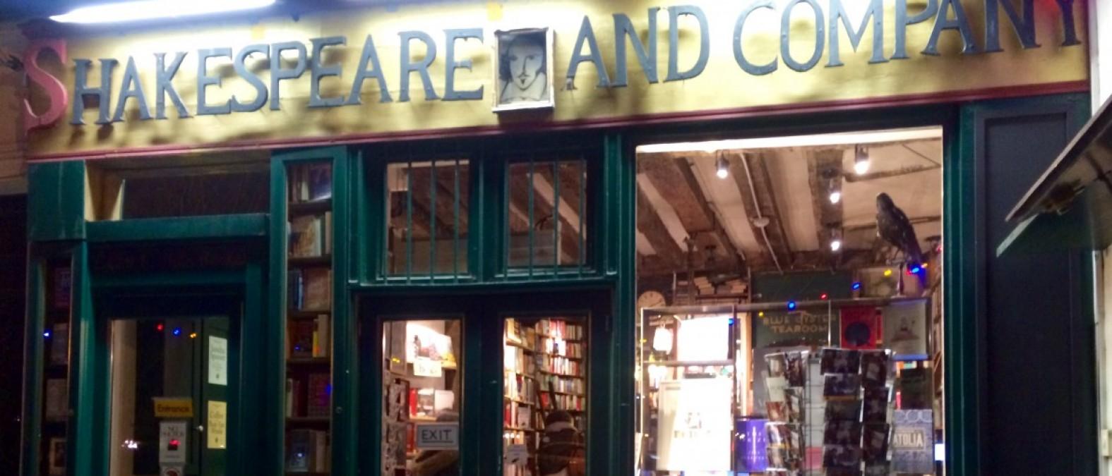Shakespeare and company2