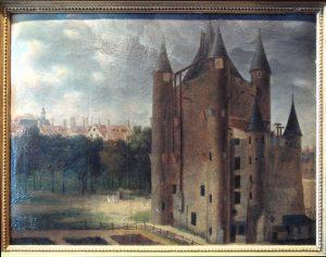 Torre del Tempio Carnavalet