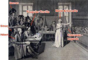Bouillon Processo Marie-Antoinette