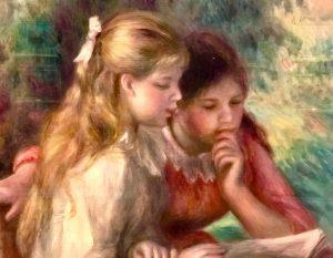 Auguste Renoir La lettura
