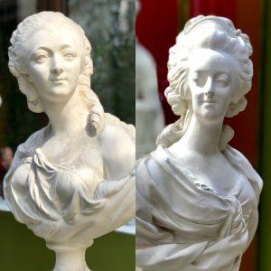 Madame du barry e Marie-Antoinette
