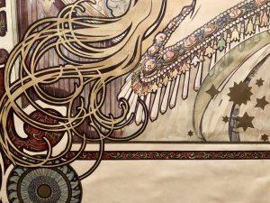 Zodiaco (dettaglio).