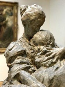 Paul Troubetzkoy, Madre e Bambin