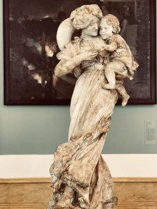 Paul Roussel_La danza del bebe_1910