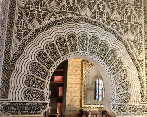 Il salone moresco di Alexandre Dumas decorazione