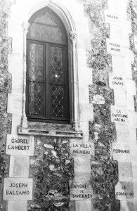 Le Cabinet de Travail di Alexandre Dumas dettaglio