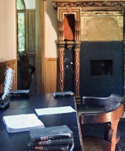 Le Cabinet de Travail di Alexandre Dumas interno