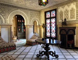 Il salone moresco di Alexandre Dumas