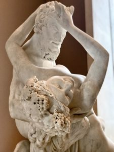 Pradier_SatiroEBaccante_1834_Louvre.