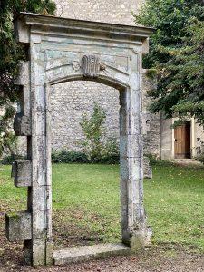 Resti del convento di Picpus