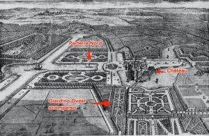 Giardini di Le Nôtre Chantilly