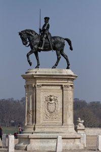 Statua Anne de Montmorency