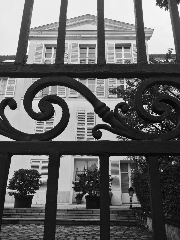 """L'asilo per alienati"" al 22, rue de Norvins"