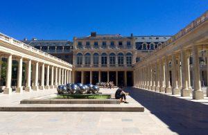 Cortile interno Palais-Royal