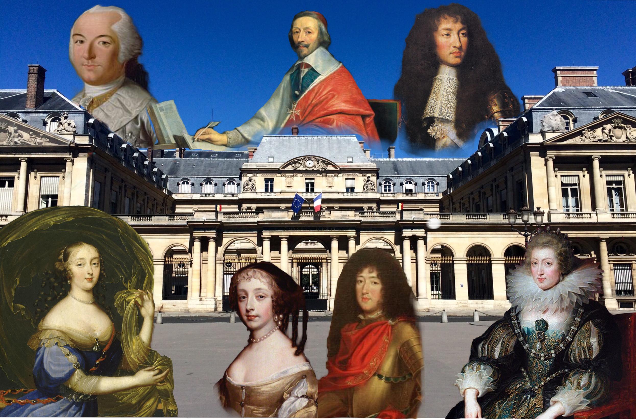 Palais-Royal copertina 1