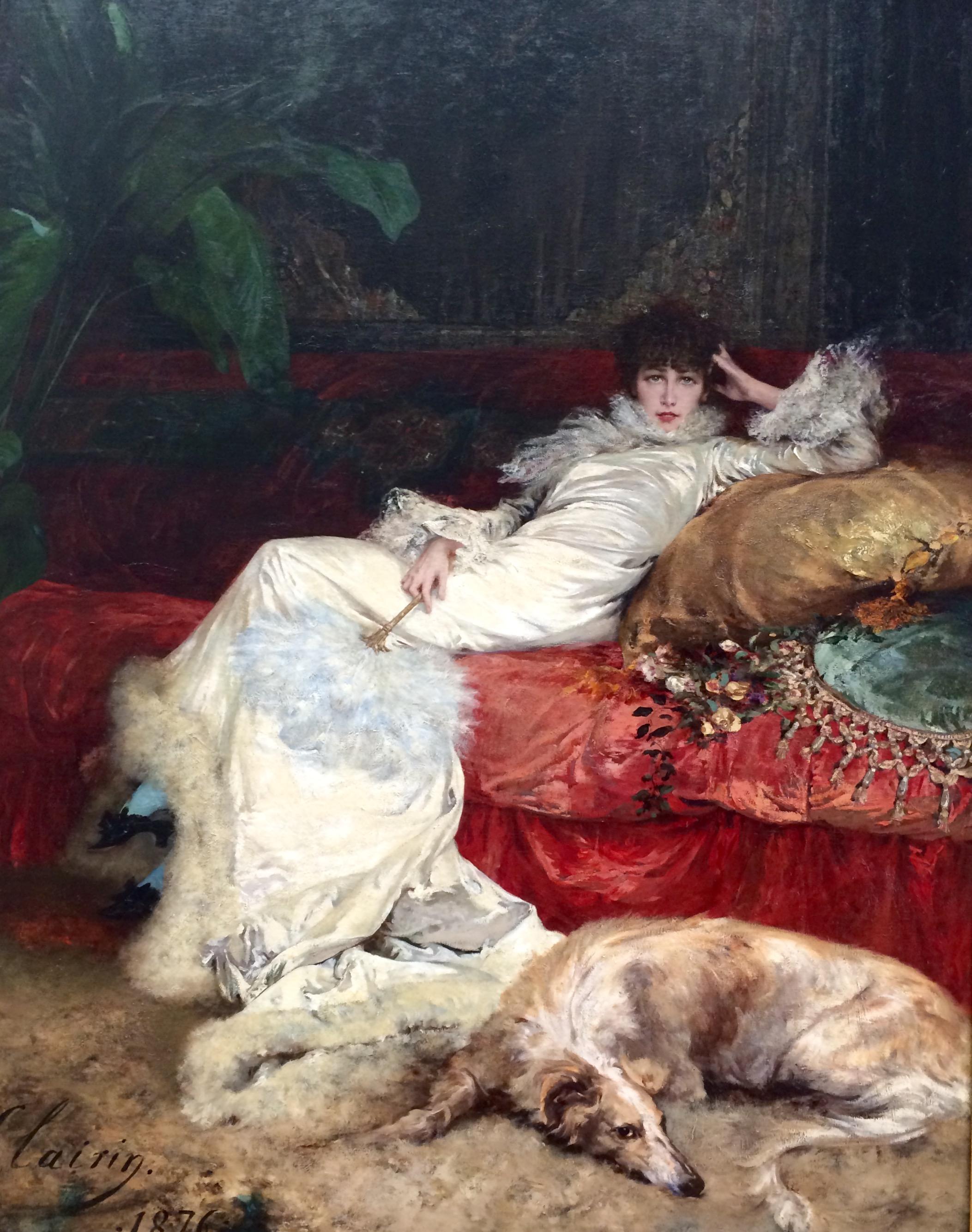 Clairin Sarah Bernhardt