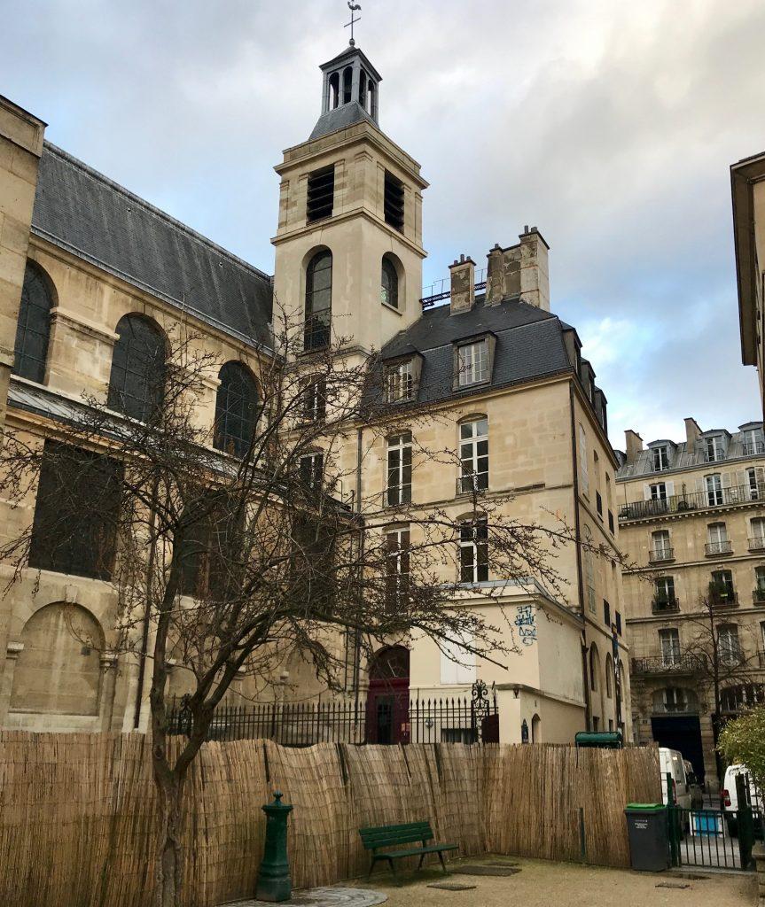 Notre-Dame des Blancs Manteaux