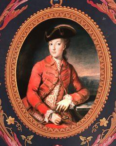 Marie-Antoinette caccia