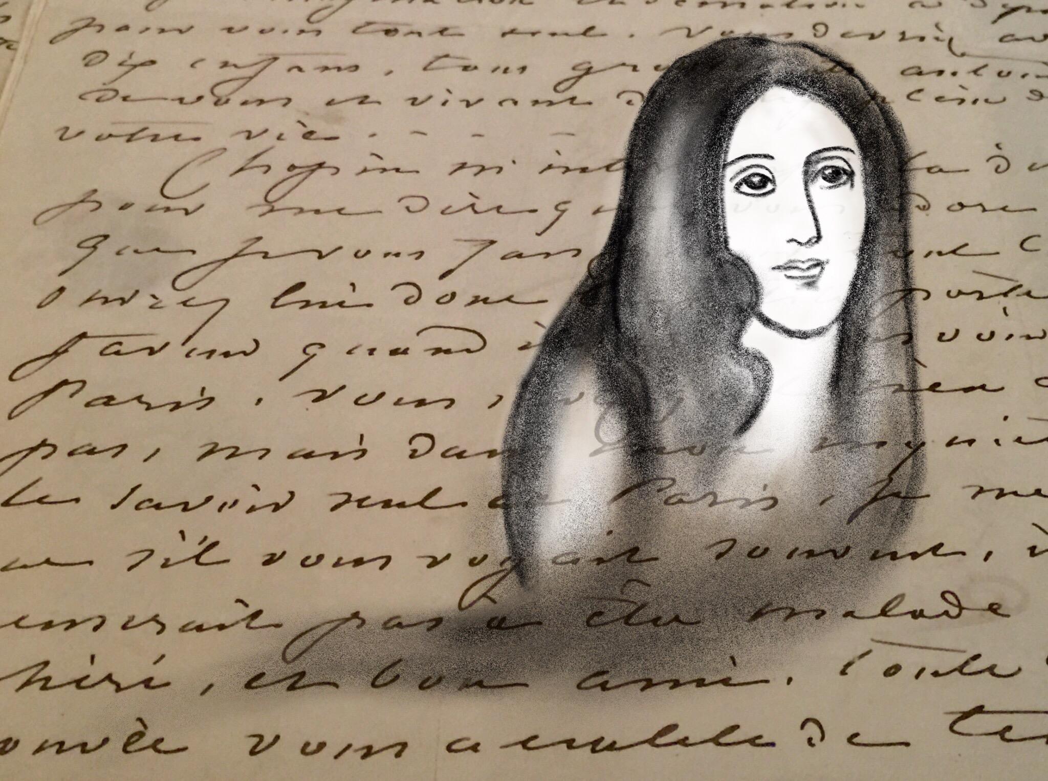 George Sand copertina