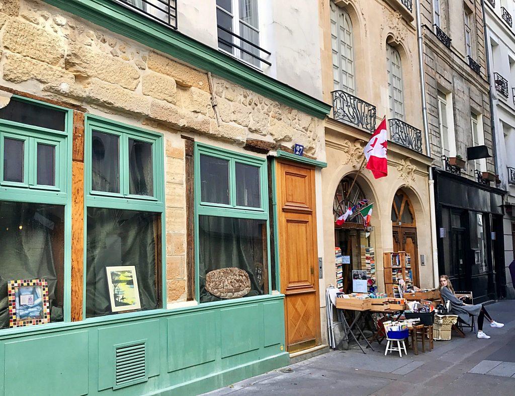 Rue de la Parcheminerie