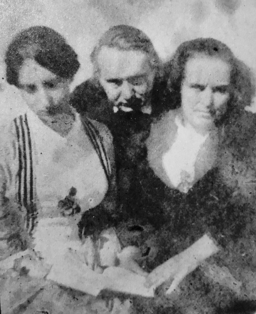 Hugo e le due Adèle