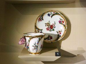 ManifatturadiVincennes porcellana tenera 1750ca