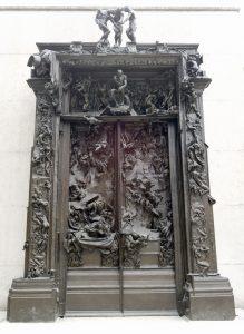 Porta Inferno Rodin