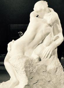 Rodin Il Bacio