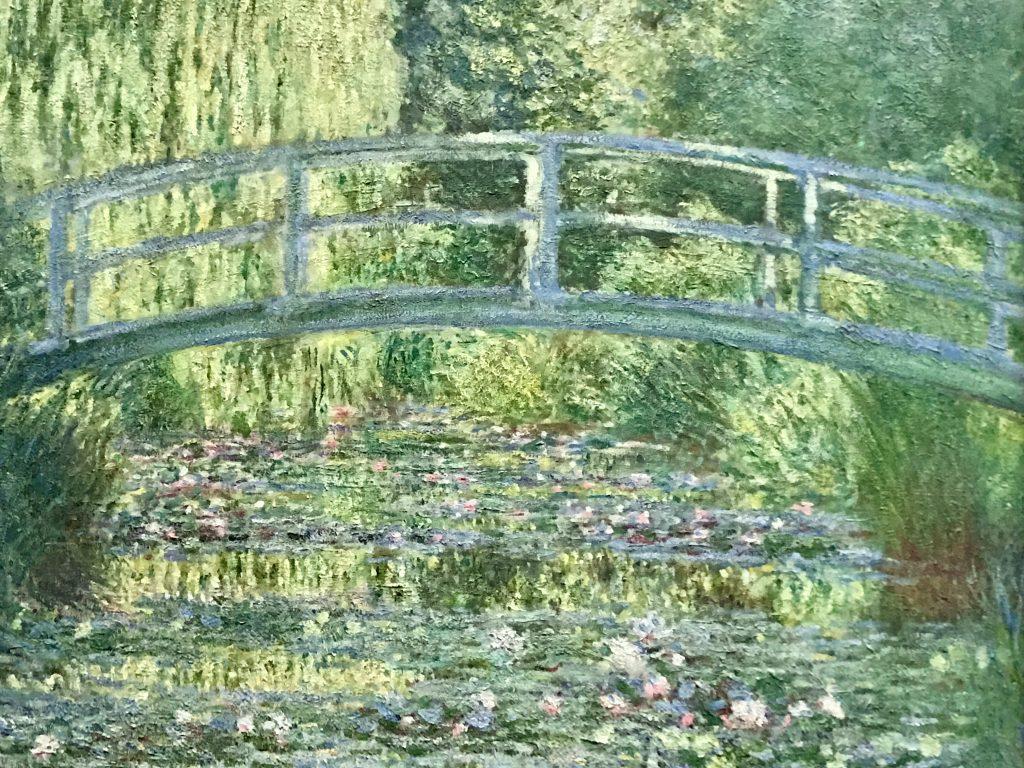 Le bassin aux nympheas harmonie verte 1899 Monet