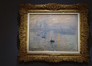 Claude Monet _Impression, soleil levant 1872