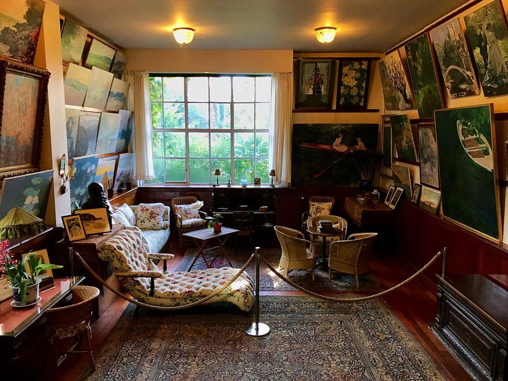 Atelier Monet Giverny