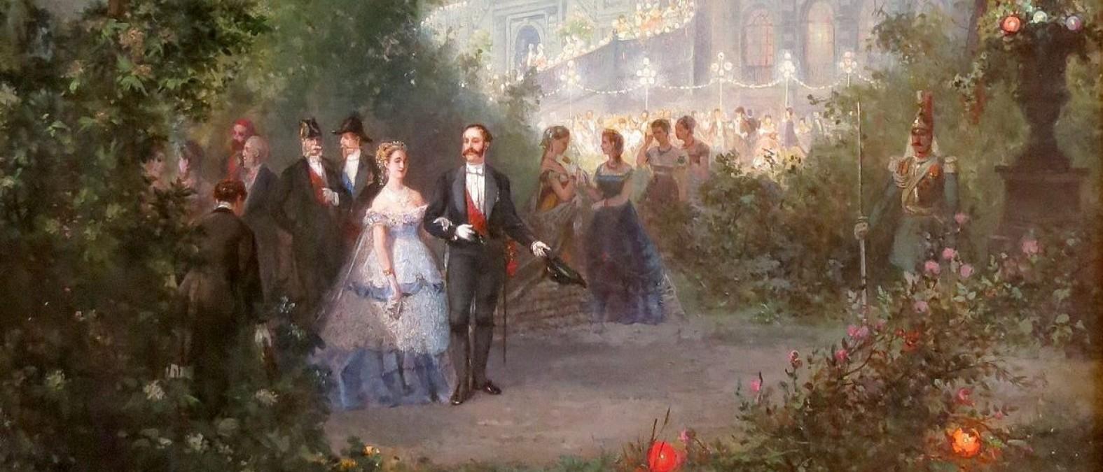 Festa alle Tuileries
