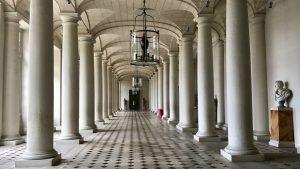 Sala delle Colonne Compiègne